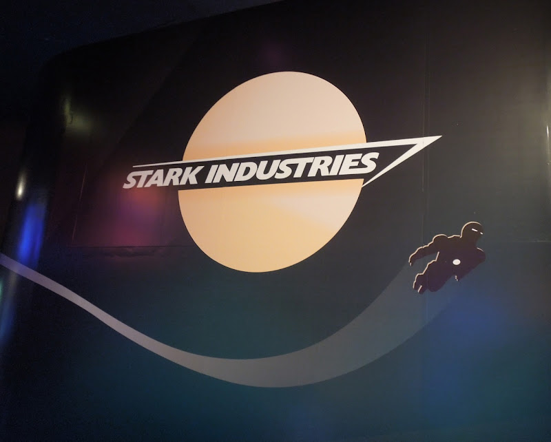 Stark Industries prese...