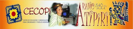 RADIO ATIPIRI 840 A.M. EL ALTO