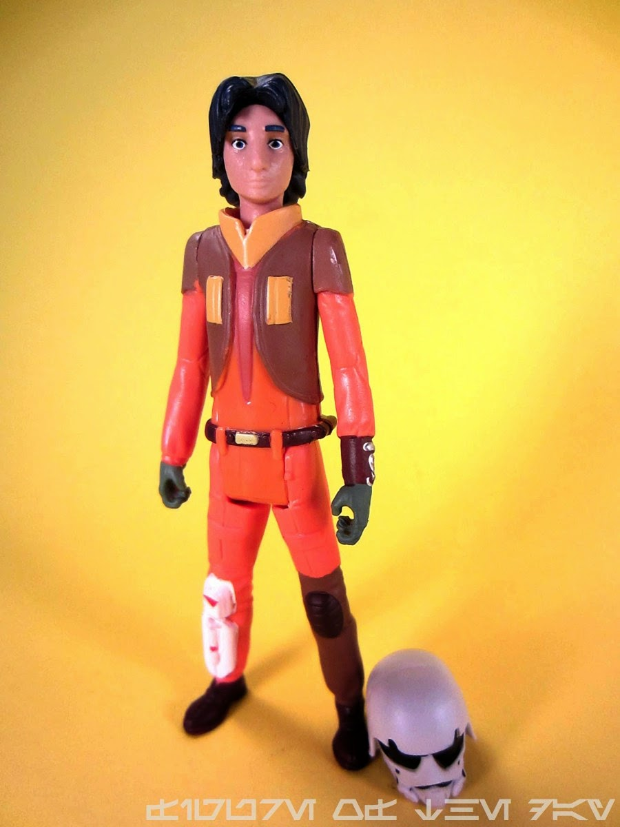 Rebels Ezra Bridger