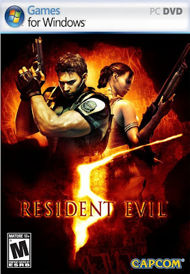 Resident Evil 5 Rus/Eng Repack + English Patch