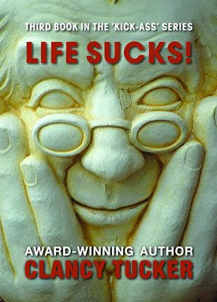 'LIFE SUCKS!' PAPERBACK IN AUSTRALIA