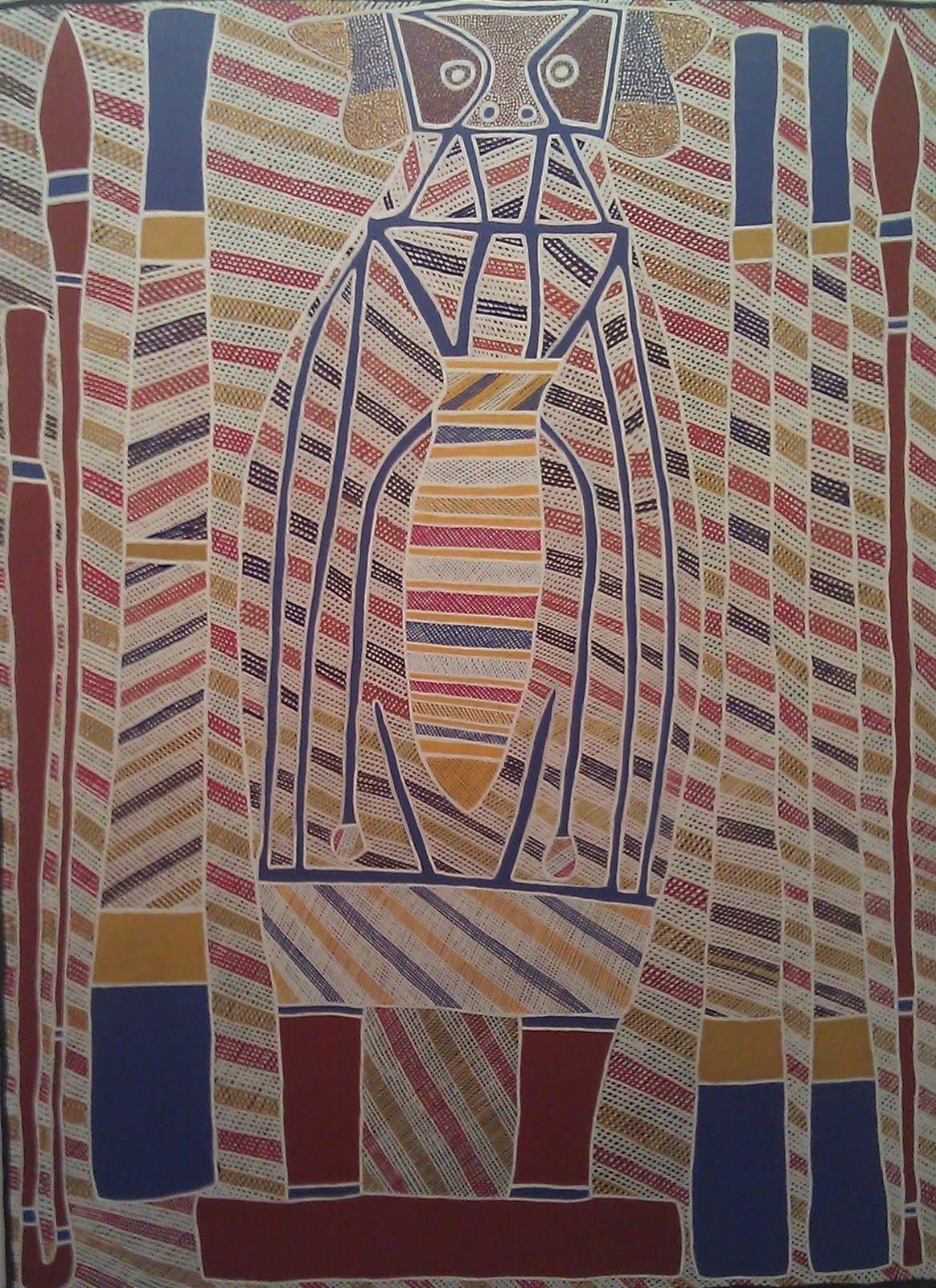 Linguaggio macchina arte aborigena a nuoro dreamtime for Arte aborigena