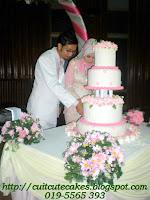English tiers cake
