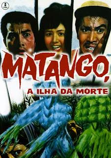 Matango, A Ilha da Morte - DVDRip Legendado