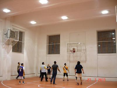 basket cu bloggerii