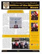 Sheriff's Newsletter- Summer 2016