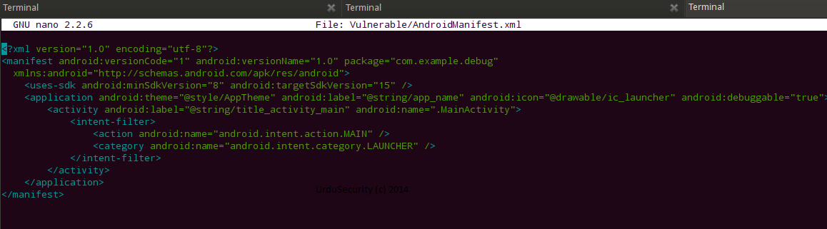 UrduSecurity Android Hacking