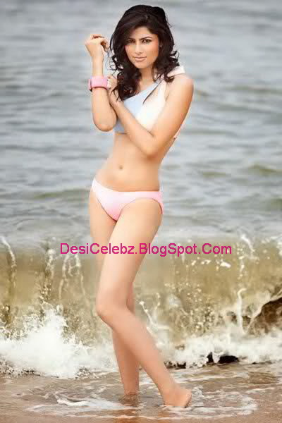Vanya Mishra in swimsuit sexy avatar