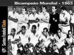 Santos - Mundial 1963