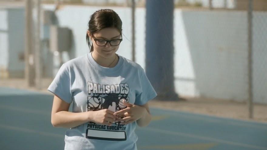 "Alex in ""Patriot Games"""