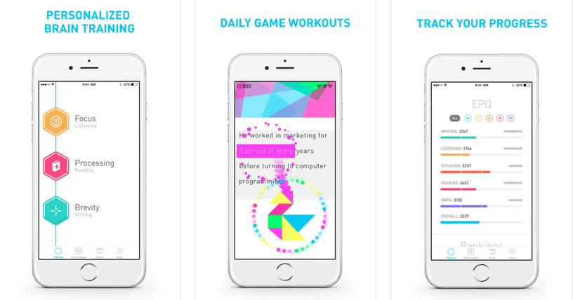 [FREE ANDROID APP] Elevate - Your Personal Brain Trainer