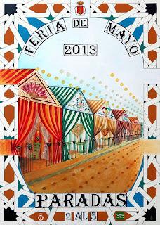 Feria de Paradas 2013 - Álvaro Vera Barrera