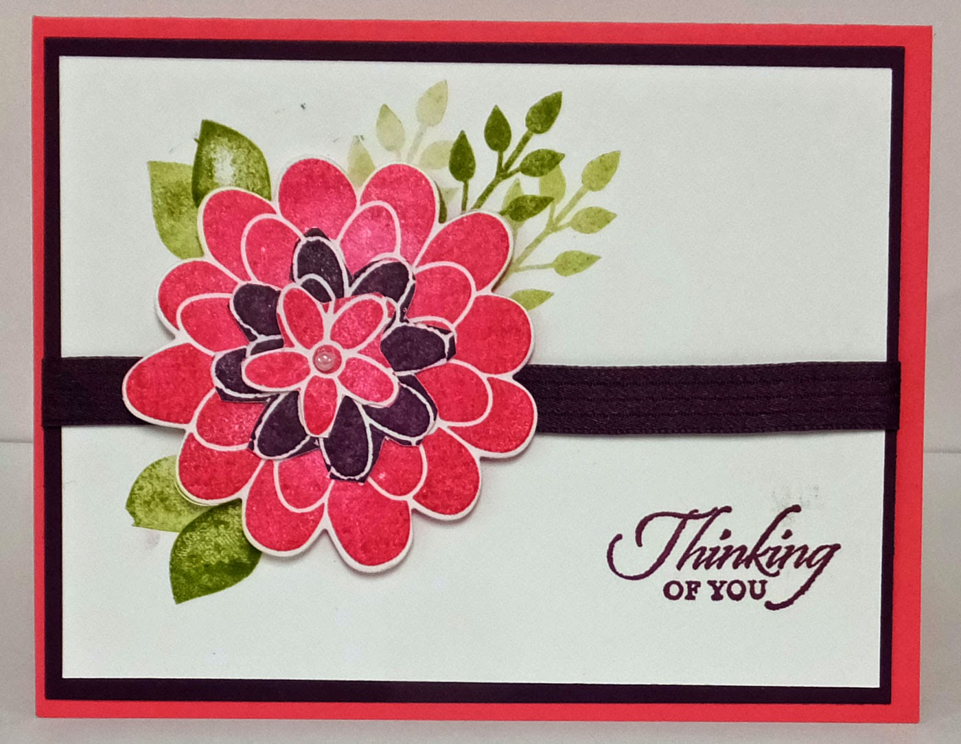 Devoted Stamper Flower Patch a new polymer Stamp Set