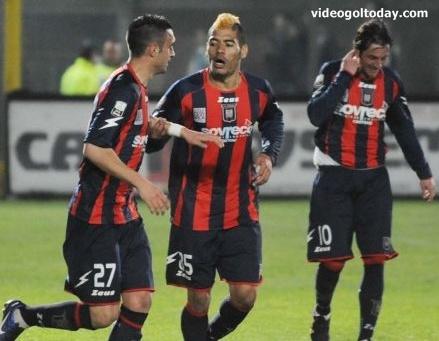 Crotone-Novara 2-1 Gabionetta