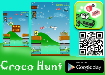 Croco hunt game