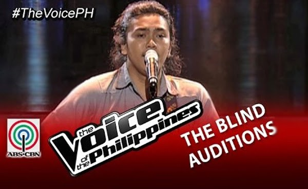 The Voice of the Philippines Season 2 Rence Lee Rapanot sings 'Mateo Singko' Video Replay