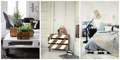 d co fait main r cup de palettes de cagettes pour construire des meubles. Black Bedroom Furniture Sets. Home Design Ideas
