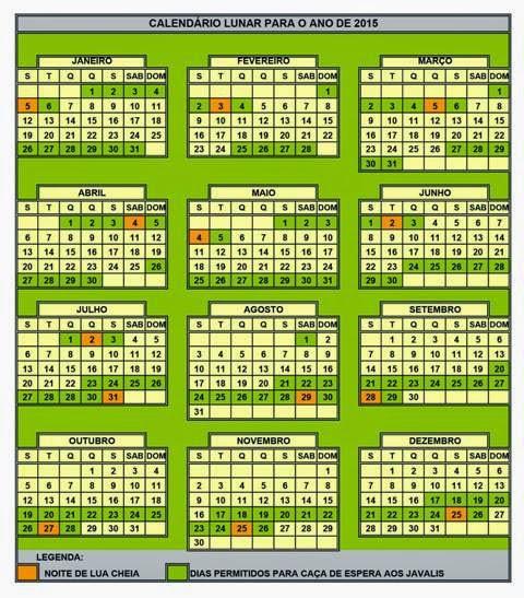 Calendario Lunar Pesca 2016 | newhairstylesformen2014.com