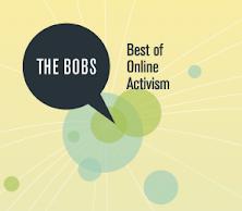 Lauréats des Bobs 2013 - Best of Online Activism