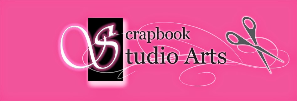 Scrapbook Studio Arts -- Blog