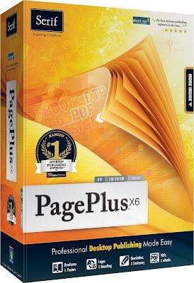 Serif+PagePlus+X6 Serif PagePlus X6