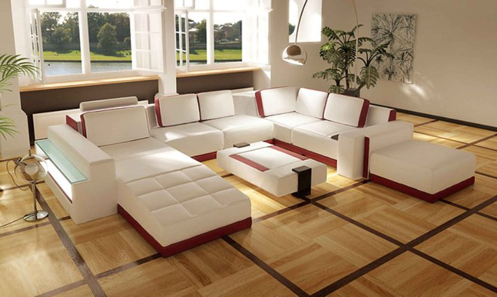 Interior Designing Latest Design Sofa Set