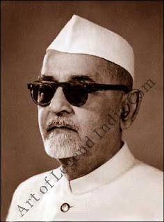 Third President of India: Dr. Zakir Hussain