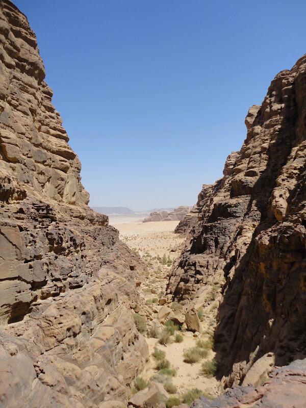 Jordania: Wadi Rum
