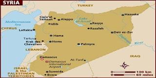 timur tengah, syria