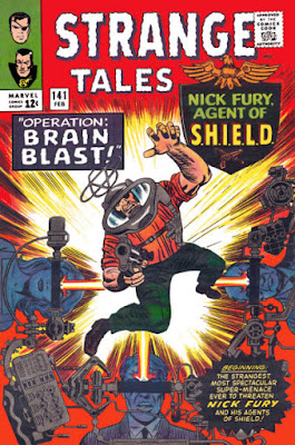 Strange Tales #141, Nick Fury Agent of SHIELD