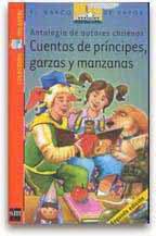 CUENTOS DE PRÍNCIPES, GARZAS Y MANZANAS