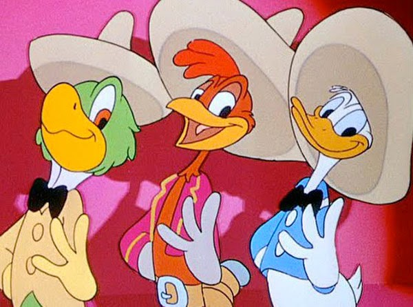The Three Caballeros