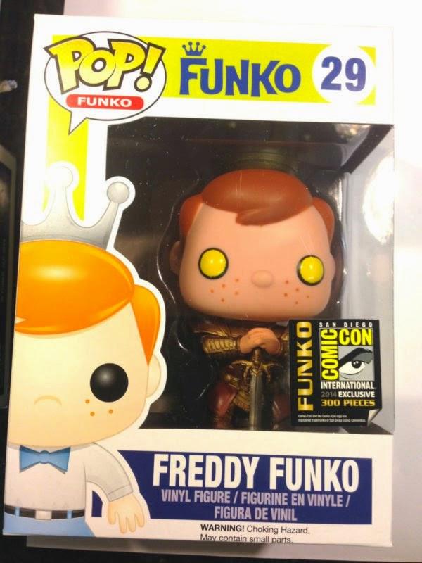 Freddy Funko Heimdall