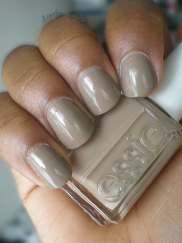 Essie- Case Study and Nail Art