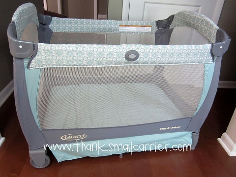Graco Pack 'n Play review