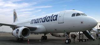 mandala airlines buka rute jakarta jogja