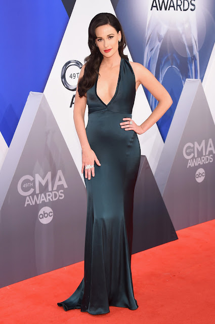 Singer @ Kacey Musgraves - 49th Annual CMA Awards in Nashville