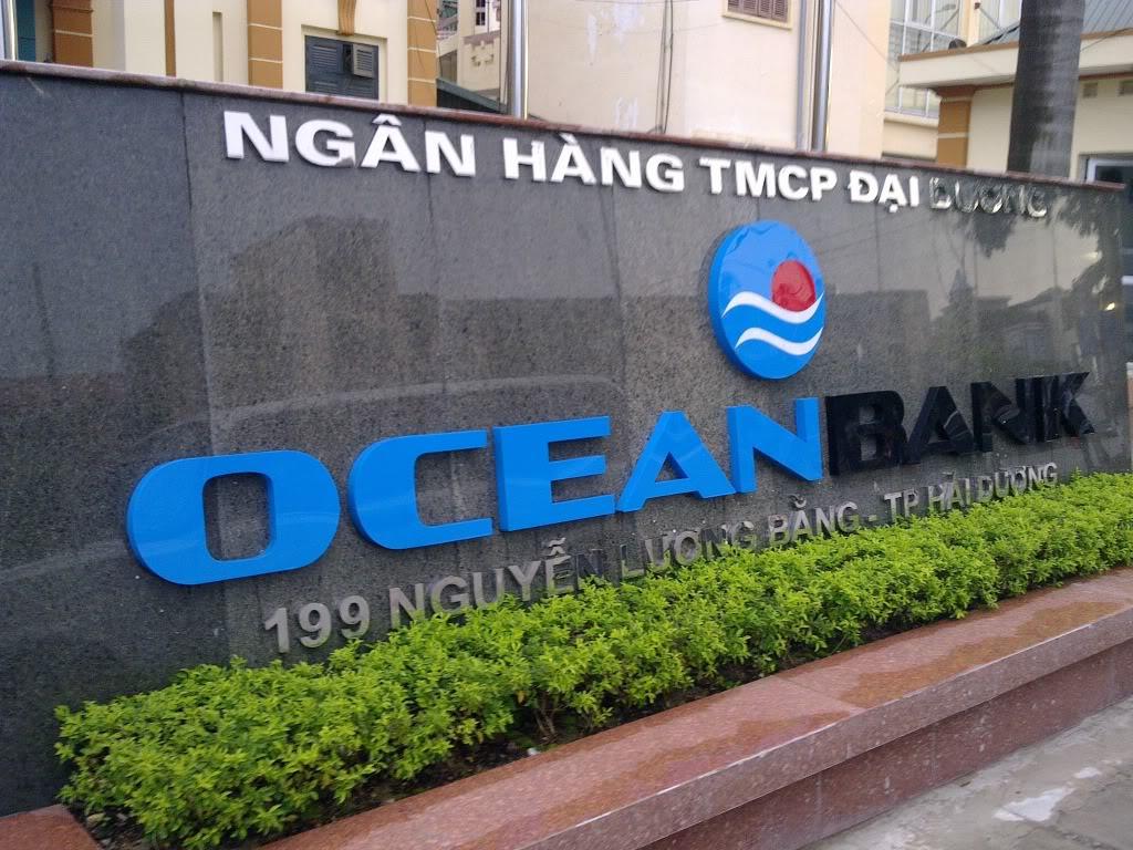 Đề thi nghiệp vụ - OceanBank Nghệ An (T7/2013)