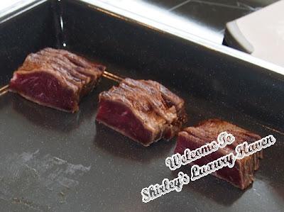 hashi restaurant chef takahashi sirloin recipe