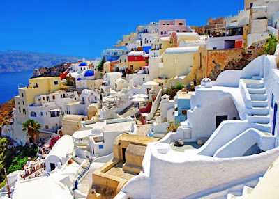 islas griegas santorini