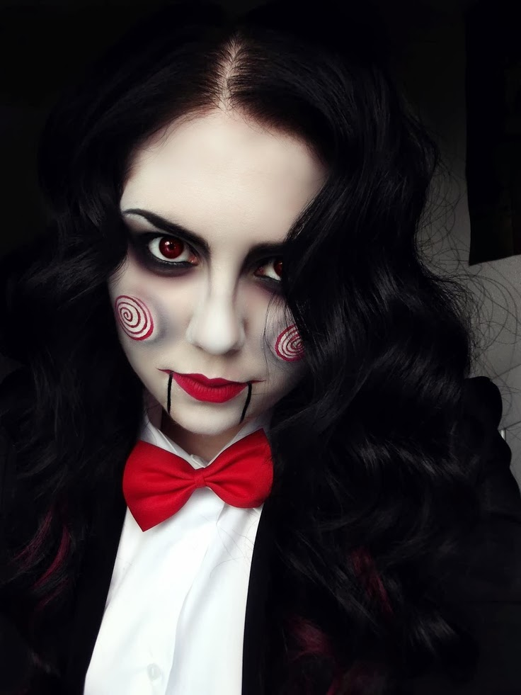 Ghost Hunting Theories: Hauntingly Beautiful Halloween Makeup