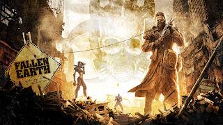 Fallen Earth FE Game HD Wallpaper