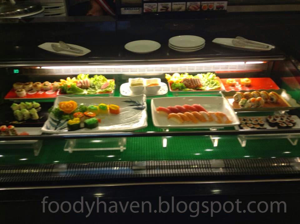 Saisaki Sushi Rolls