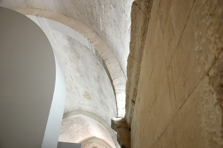 Le dortoir des moines - Cloître St Trophime