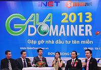 Gala Domainer và 10 tuyên bố của domainer