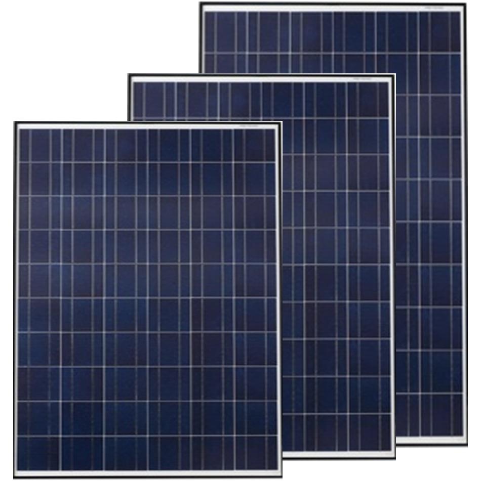Hệ Thống Điện Mặt trời 5KW