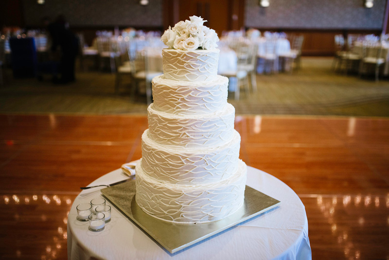 Wedding Cake VSCO