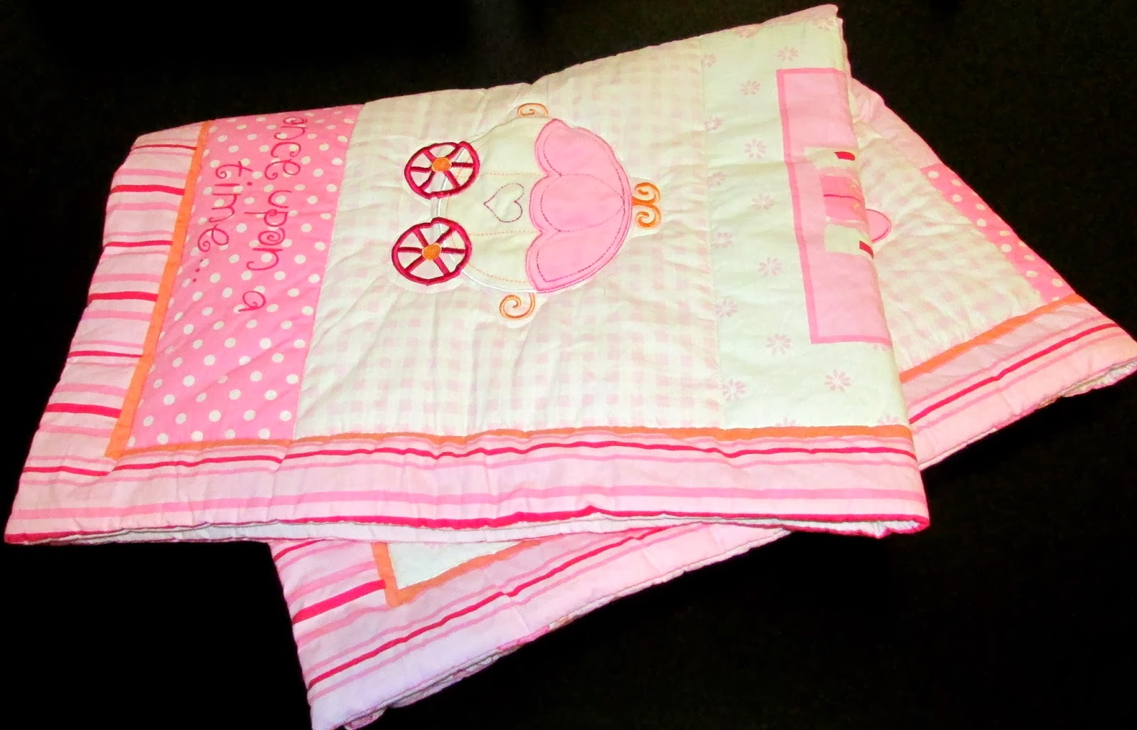 how to make a baby comforter