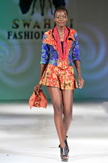 Fashion Designers In Kenya Loving the use of pleats on