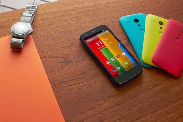 motorola moto G at 11328 Indian Rupee goes official